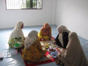 wanita, akhwat, ukhti